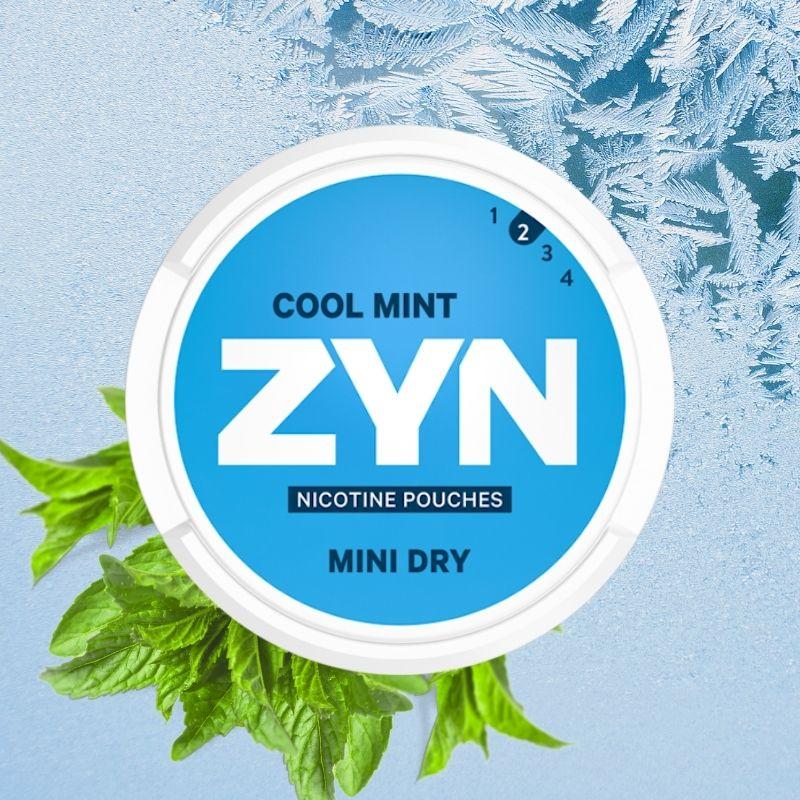 Nikotiininuuska Zyn cool mint